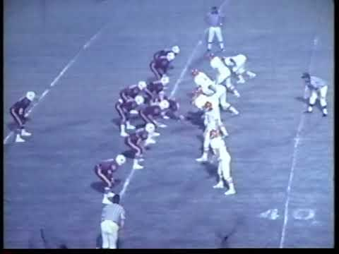 1978 Arkansas High School Football - Jacksonville vs Texarkana