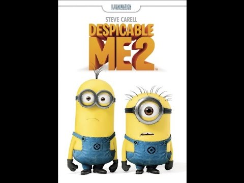 Download Despicable Me 2 (2013) DVD Menu Walkthrough