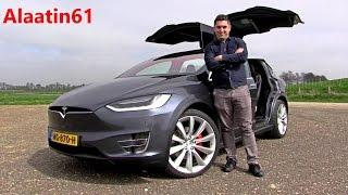 1.500.000 TL LIK Dünyanın En Hızlı SUV'u Tesla Model X P100D 2017 ''TR'de ilk kez''