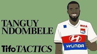 Tanguy Ndombele: Juventus Bound?   Tactical Profile