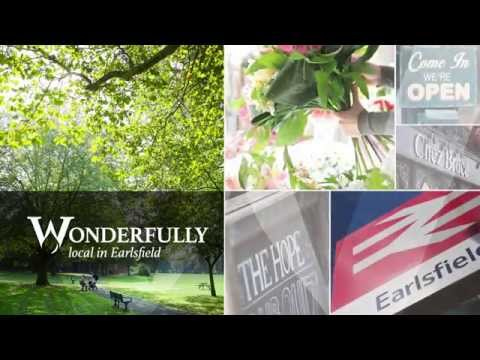 New Homes for Sale Earlsfield - Waterside | Linden Homes