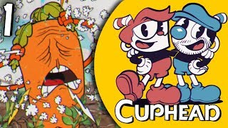 Baixar Cuphead - EP 1: Attack of the Garden Vegetables! | SuperMega