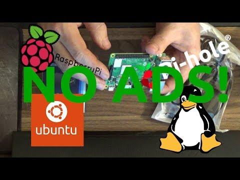 Repeat PiHole Setup w/ a Raspberry Pi and Ubuntu Server