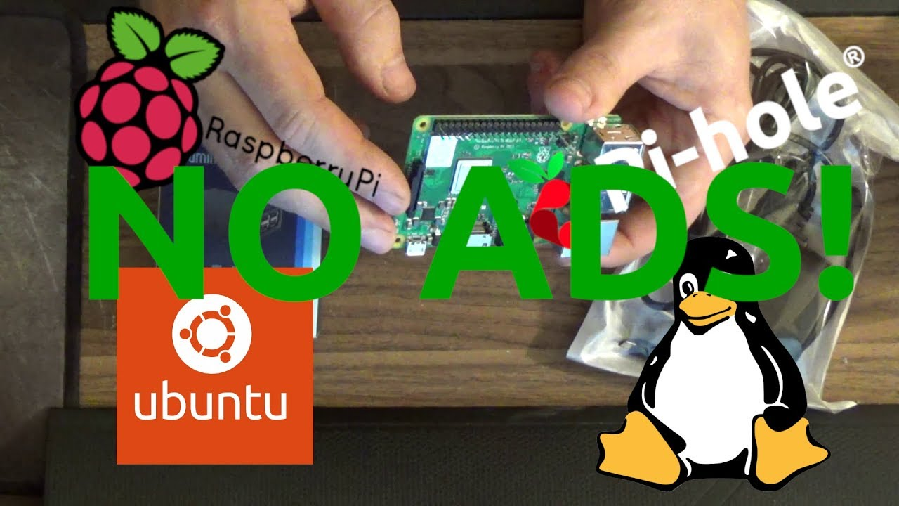 Repeat PiHole Setup w/ a Raspberry Pi and Ubuntu Server 18 04 by