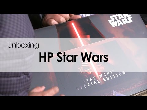 VIDEO: CONOCE LA LAPTOP DE STAR WARS