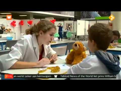 Teddy Bear Hospital AMC Amsterdam 2011