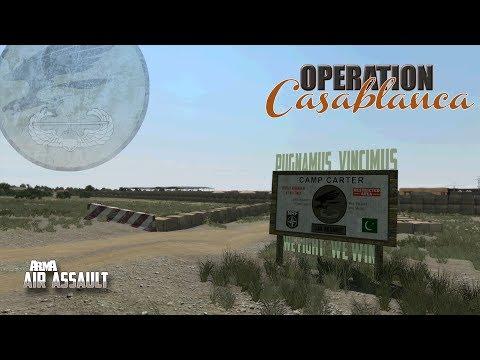 Arma Air Assault - Operation Casablanca - 10/11/2013