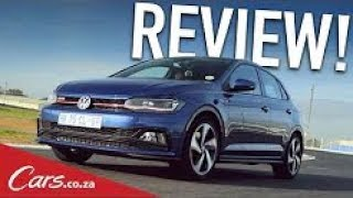New Polo GTI Review - Bigger engine, more fun (Car Reviews 24h)