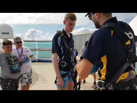 Cruise Diaries Part 4, second sea day onboard Pacific Explorer