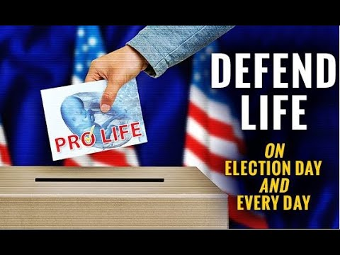 What is the Election Prayer Campaign? #prolife