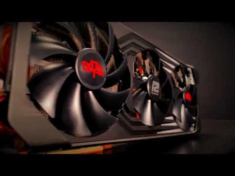 MAKE WINNING THE ONLY OPTION! PowerColor Red Devil AMD Radeon™ RX 6900XT/6800XT/6800