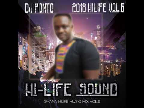 DJ PONTO - HIGH-LIFE MIX 2019 Vol 5