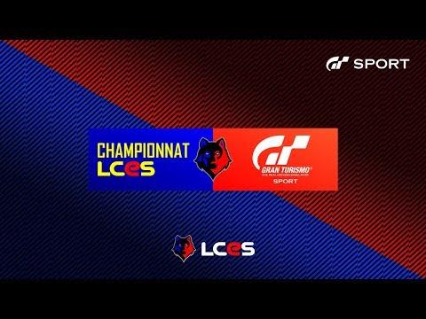 Championnat LCeS - Gran Turismo Sport - Saison 1, Manche 3 (LIVE - FR) thumbnail