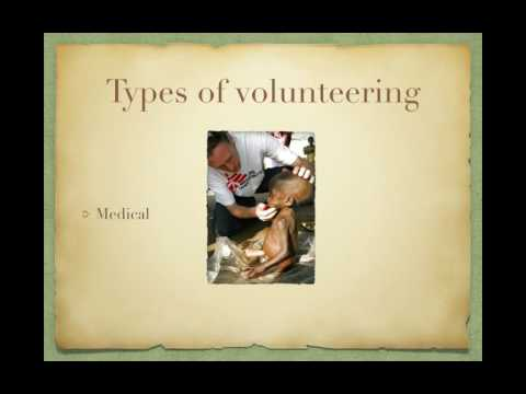 Volunteering and Community work   Tena Henan