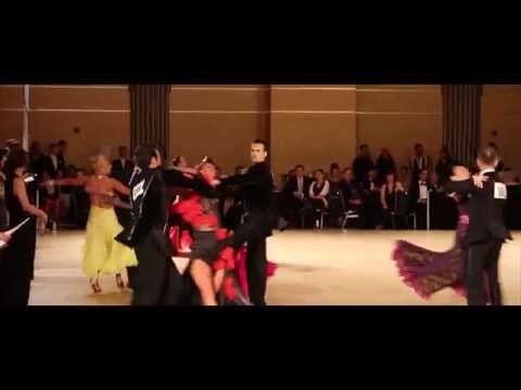 2015 Philadelphia Dance Sport Championship - Jean Paul & Lana Rossi