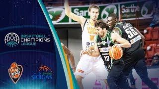 Le Mans v Sidigas Avellino - Full Game - Basketball Champions League 2018-19