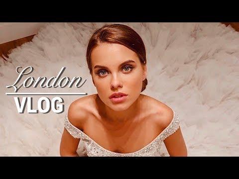 Выбираю свадебное платье в Лондоне/Я невеста
