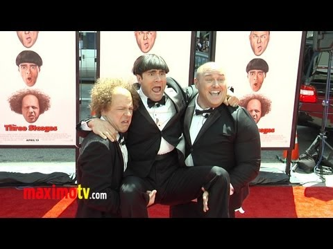 "New Movie ""The Three Stooges"" Premiere ARRIVALS"