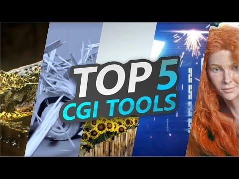 Top 5 CGI Tools