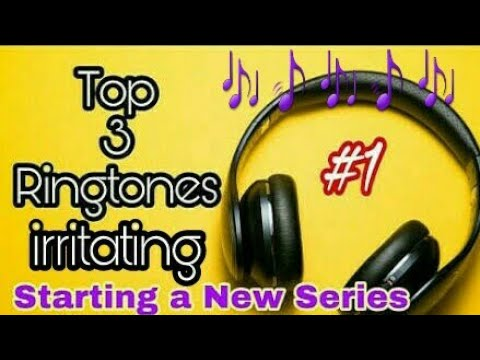 TOP 3 IRRITATING RINGTONE #HKT #Hussain Khan tube ...