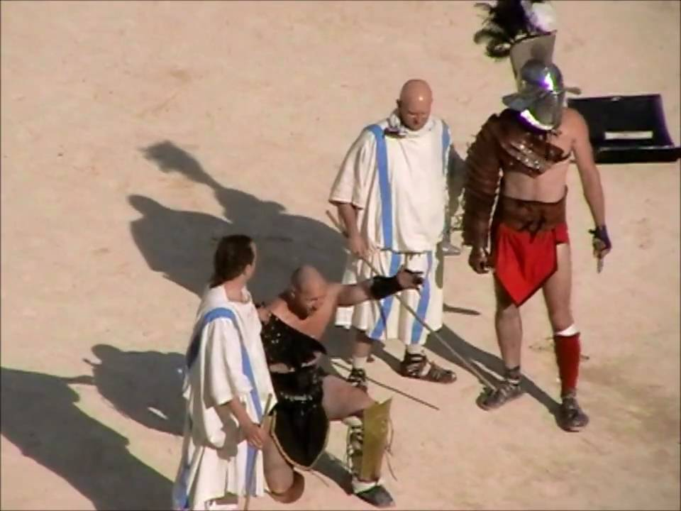 an introduction to the gladiators of ancient rome Many people are familiar with the concept of ancient roman gladiators, but aren't necessarily sure who they were or what they did the term gladiator came from the.