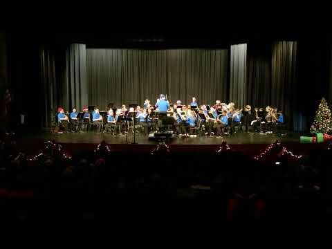 Allison Traditional Magnet Middle School Christmas 2017 6th Grade