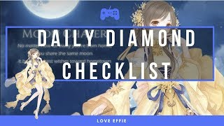Love Nikki: How Many Daily Free Diamonds Can You Get?