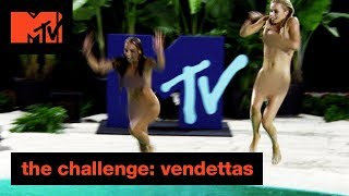 'Pretty Much Naked' Official Sneak Peek | The Challenge: Vendettas | MTV