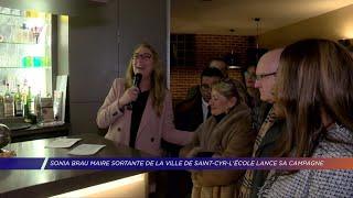 Yvelines | Sonia Brau maire sortante de la ville de Saint-Cyr-L'École lance sa campagne