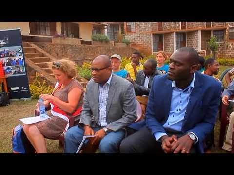 Bezoek aan Jenga Maarifa, project rond medische technologie, in Bukavu (DR Congo)