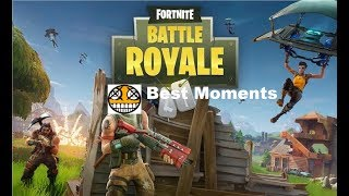 Fortnite Best Moments: Making friends, Port a Fort, Winning 50 vs 50 mode, and Dancing!