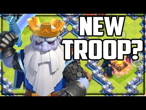 NEW Troop 'LEAK' - Giving FREE Gems - Gem To MAX Clash Of Clans!