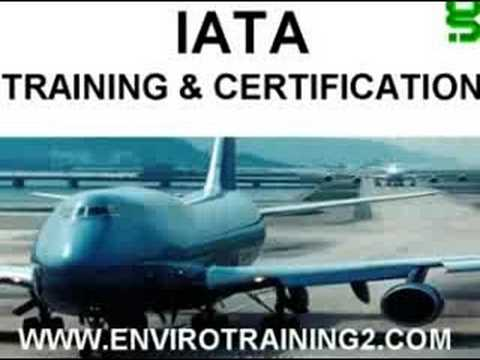IATA Training, IATA Certification, International Air Transportation Association Training & Certification by Green Spectrum International