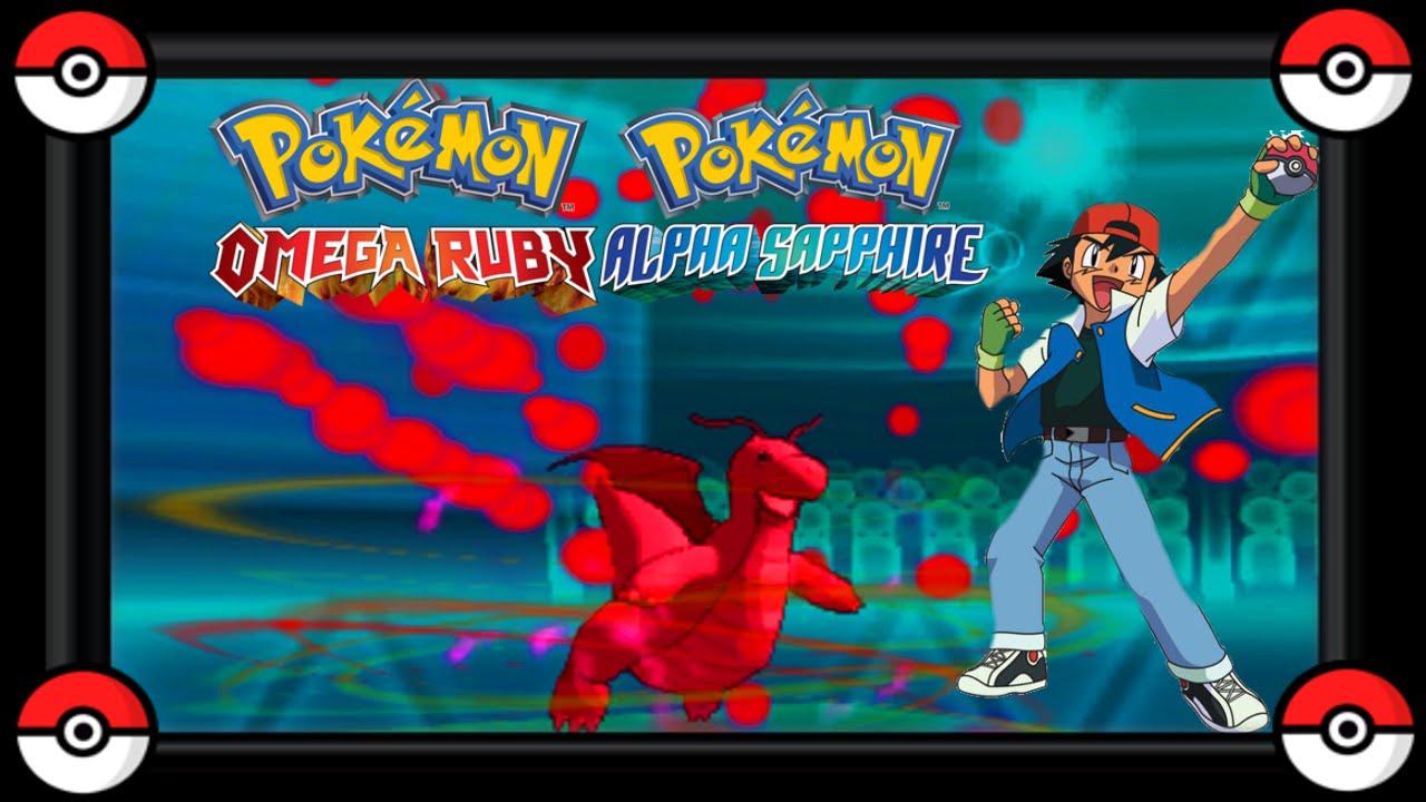Pokémon Rubí Omega Zafiro Alfa Clásicos De Kanto Dragonite