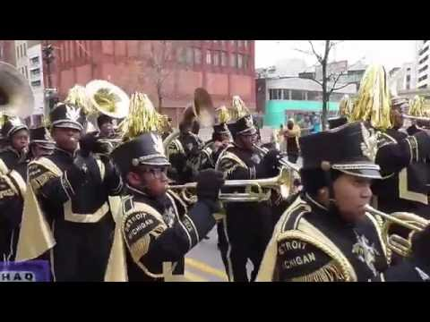 Martin Luther King, Jr. Sr. High School Marching Band