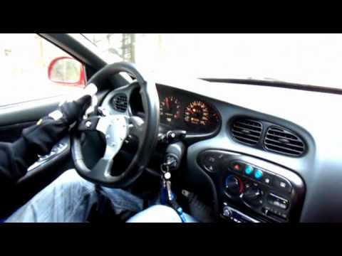 Hyundai Lantra Sumava Driving