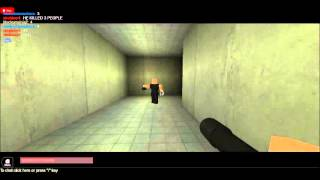 Roblox: The Experiment Part 1 the Introduction
