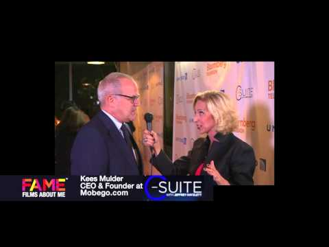 From the C-Suite Red Carpet: Kees Mulder