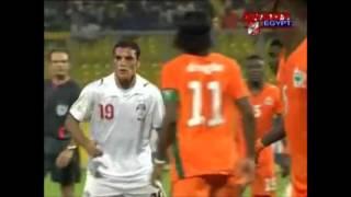 اهداف منتخب مصر من 2006 الى 2013