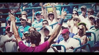 "Roger Federer - ""The Infinite Passion"" ""ᴴᴰ"
