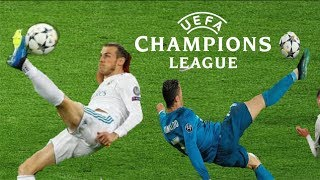 10 Best Goals of Champions League 2018