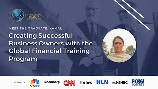 Global Financial Training Program Interview with Kamal