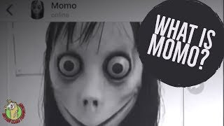 Gambar cover What Is The Momo Challenge? | Creepy Pasta Come To Life