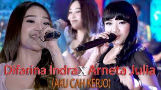 Aku Cah Kerjo Difarina Indra Feat Arneta Julia Om Adella