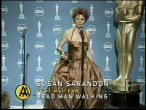 So much for Susan Sarandon's latest Oscar chances?