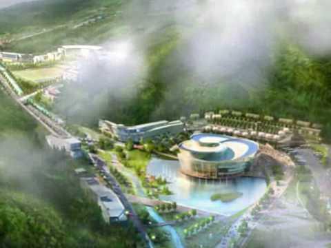 the Taekwondo Park