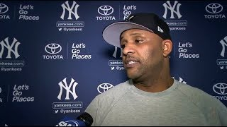CC Sabathia talks World Series expectations for New York Yankees