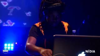 Electronic: Nídia Boiler Room London DJ Set