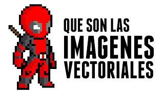 ¿Que son las imágenes vectoriales (vectores)? ColorDesign