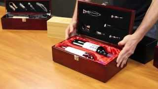 Engraved Wine Box Review - Lazerdesigns